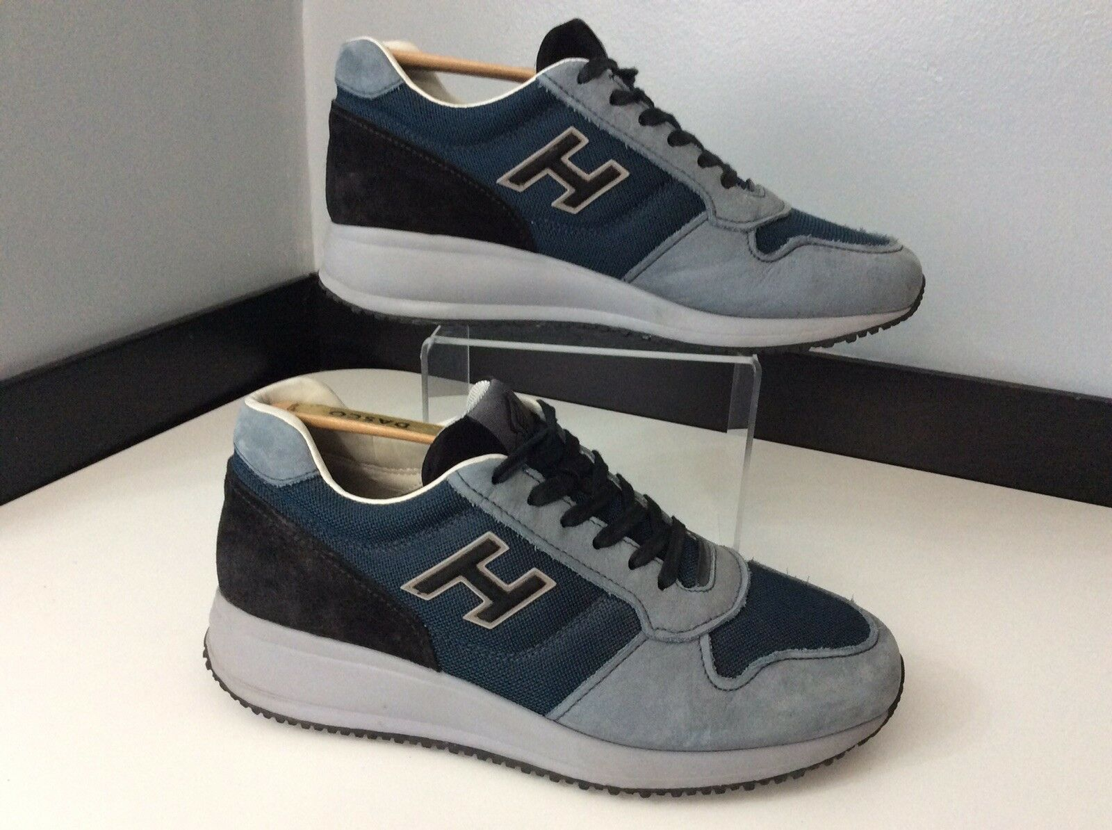 Hogans Mens Sneakers, Eu39.5 bluee, Trainers