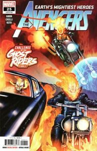 Avengers-2018-Series-25-Nm-Marvel-comic-GHOST-RIDER