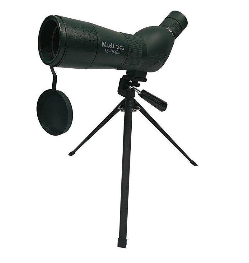 Potencia 15x-45x Zoom Blazer caza observación de aves telescopio terrestre de larga distancia