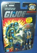 2007 Gi Joe 25th Anniversary Elite Infantry Cobra Air Trooper Action Figure MOC