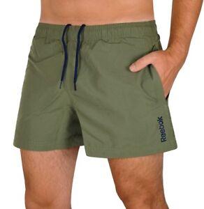 Reebok Boxer Badeshorts Herren Badehose Swim Shorts