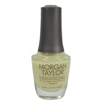 Morgan Taylor 50215 Glow In The Dark Top Coat 0.5oz/15ml