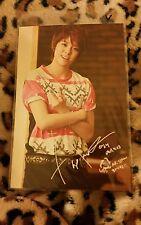 Sm fx amber genie OFFICIAL postcard Kpop k-pop