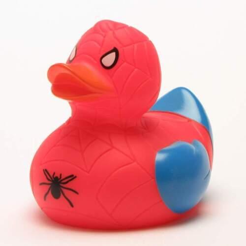 Rubber Duck Spiderman Rubber Ducky Rubber Duckie Badeente