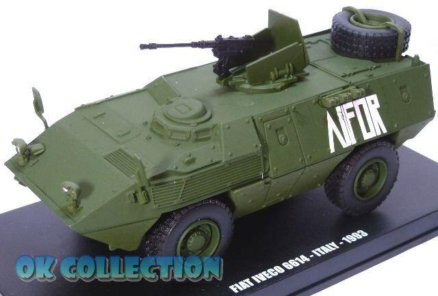 1 43 Military Model FIAT IVECO 6614 ( 1993) _ DeAgostini (34)