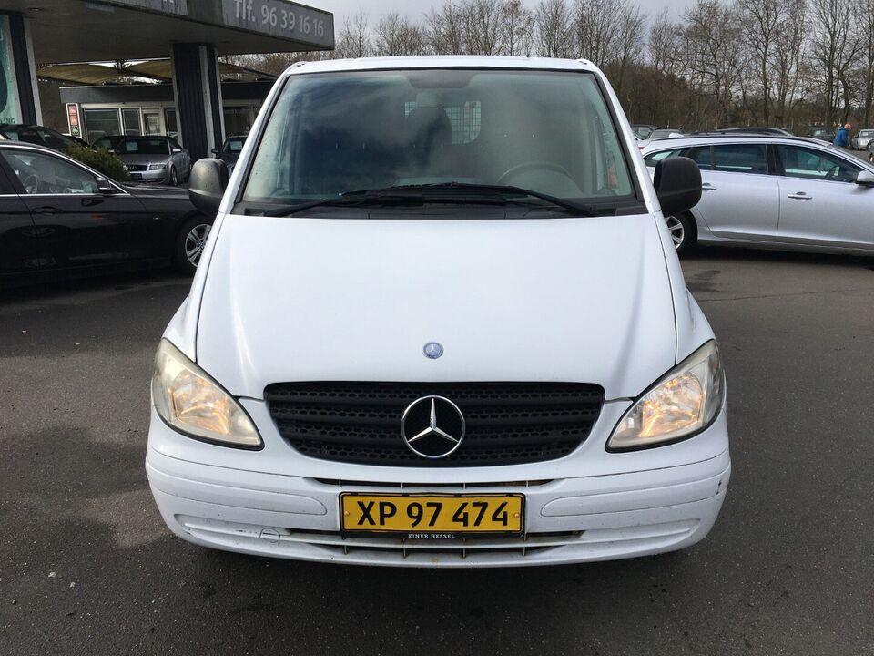 Mercedes Vito 120 3,0 CDi aut. Diesel aut. Automatgear