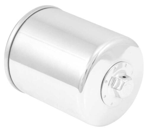 K/&N Chrome Oil Filter for 1989-1998 Harley Electra Glide Ultra Classic FI