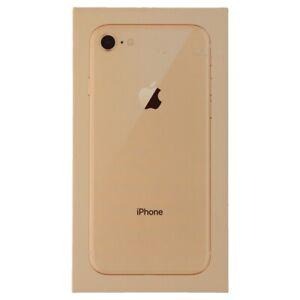 RETAIL-BOX-Apple-iPhone-8-64GB-Gold-NO-DEVICE