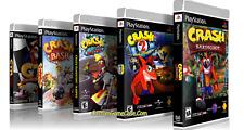 CTR: Crash Team Racing (Sony PlayStation 1, 1999) - European Version