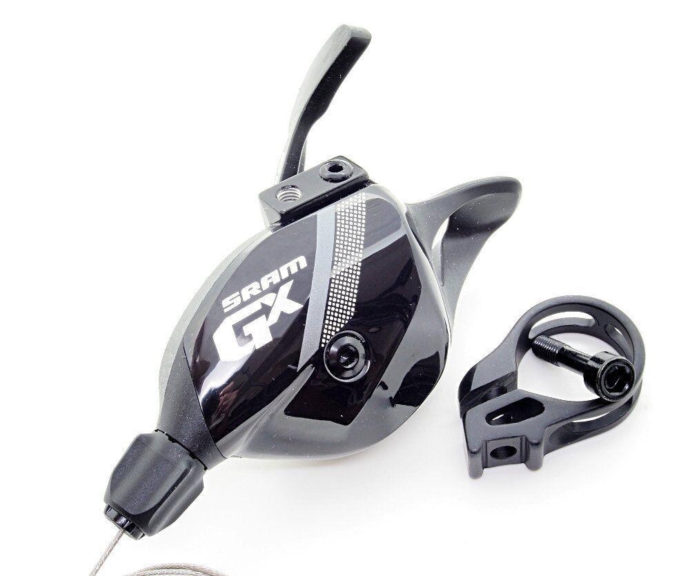 SRAM GX Trigger Shifter 2x11 Front Black