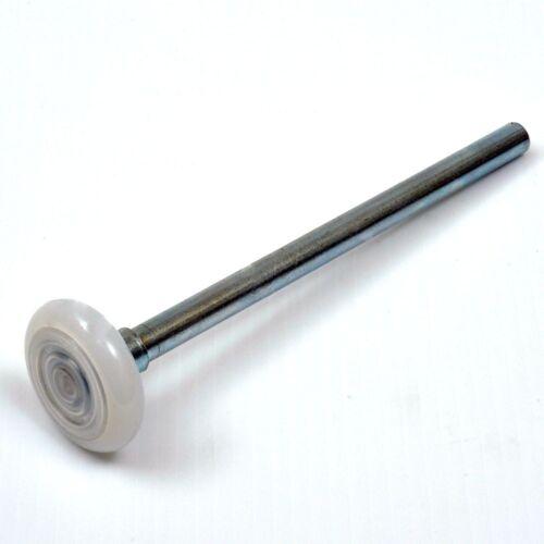 45mm NYLON ROLLER 177mm long shaft GARAGE DOOR ROLLER WHEEL