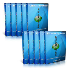 Nuevo DVD video Curso En NLP hipnoterapia etapa hipnosis Power Hipnotismo