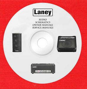 Details about Laney Audio Repair Service owner manuals on 1 dvd in pdf  format