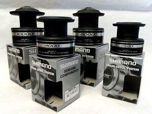 Shimano-Baitrunner-Spare-Spools-Choose-ST-2500FB-4000FB-6000RB-10000-RB