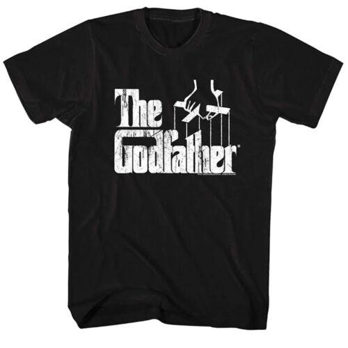 The Godfather Vintage Movie Logo Men/'s T Shirt Don Vito Corleone Mafia Brando