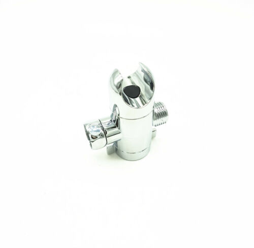 3 Ways Shower Bracket Holder with Connector for Hand Held Combo Showerhead