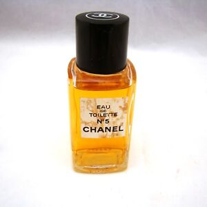 Chanel-NO-5-Eau-de-Toilette-Spray-1-7-oz-50-ml-MISSING-DROP-VINTAGE-IMP