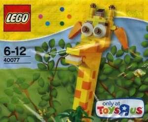 LEGO-40077-TOYS-R-US-GEOFFREY-GIRAFFE-RARE-RETIRED-NEW-LA009