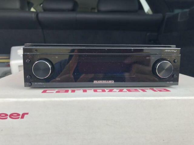 Pioneer carrozzeria DEH-P01 HIGH-END CD player Display & Amplifier unit