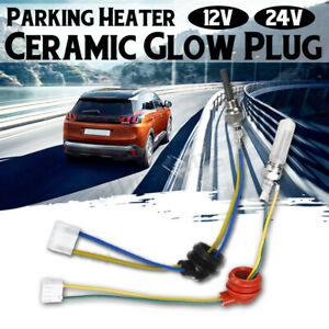 Air-Diesel-Heater-Ceramic-Glow-Plug-12-24V-For-Car-Truck-Parking-Heater-Tool