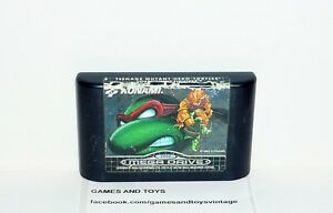 JEU-SEGA-MEGA-DRIVE-TEENAGE-MUTANT-HERO-TURTLES-TOURNAMENT-FIGHTERS