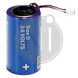 Siemens W79084-E-1001-B2 3.6 V battery with 12 month warranty