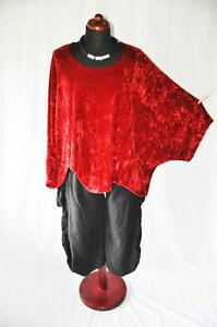 Court Myo Tomate samt aspect Xl Rouge Confortable Crah Pull Large Xxl Couches UxzIWnprx
