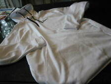 Nike Therma Dri fit Mens XL Pullover Hoodie White 860495 100