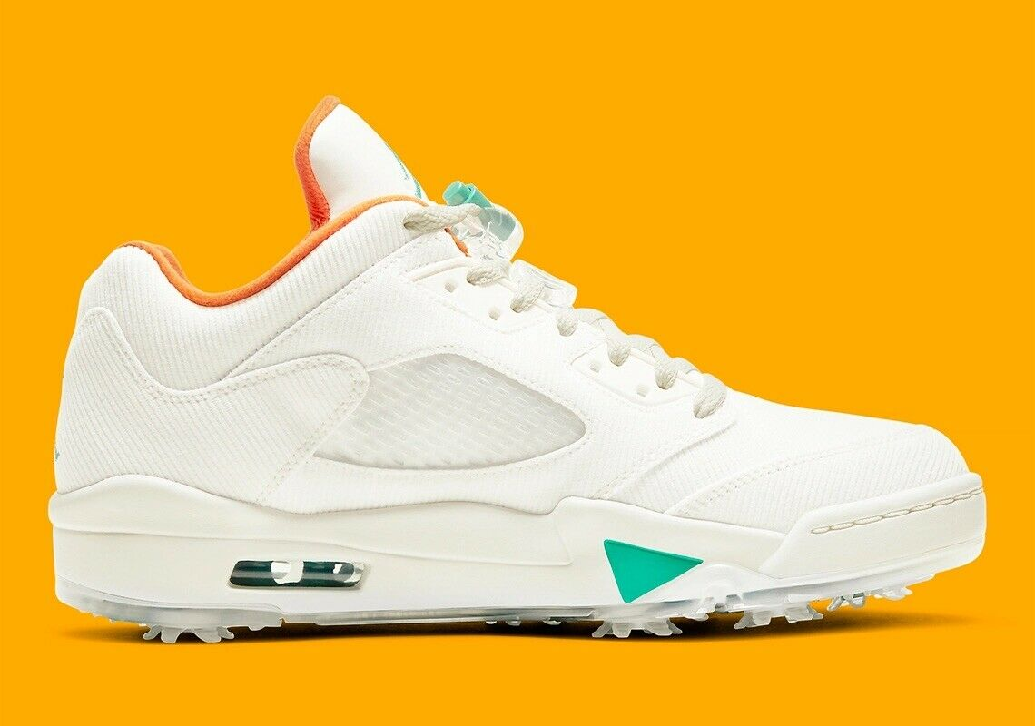 Size 11.5 - Jordan 5 Low Golf NRG Lucky And Good 2020