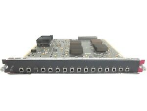 USED-Cisco-WS-X6416-GE-MT-16-Port-Gigabit-Ethernet-Switching-Module-Line-Card