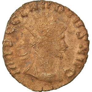 Billon 40-45 Claudius Ii Cohen #84 Sturdy Construction Ef #68213 Delicious Antoninianus gothicus