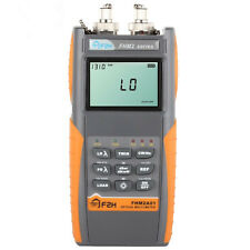 FHM2A01 Fiber Optic Multimeter Optical Power Meter+Optical Light Source