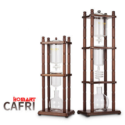 Cold Drip Coffee Iced Coffee Maker Home Brew Dutch Homart Capri 600ml 1500ml