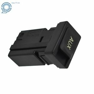 AUX Auxiliary Jack Adapter 86190-02020 for Toyota Camry Highlander Matrix Venza