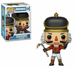 Charmant Fortnite Battle Royale Crackshot Christmas Pop! Games #429 Figurine Funko-afficher Le Titre D'origine Ni Trop Dur Ni Trop Mou