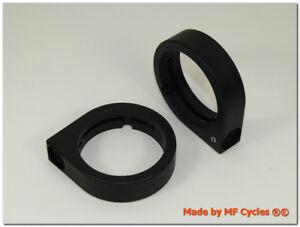 Blinkerhalter-41-3mm-Harley-Davidson-Telegabel-Kellermann-Micro-Rhombus-Blinker