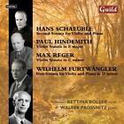 Violin Sonatas von Bettina Boller,Walter Prossnitz (2009)