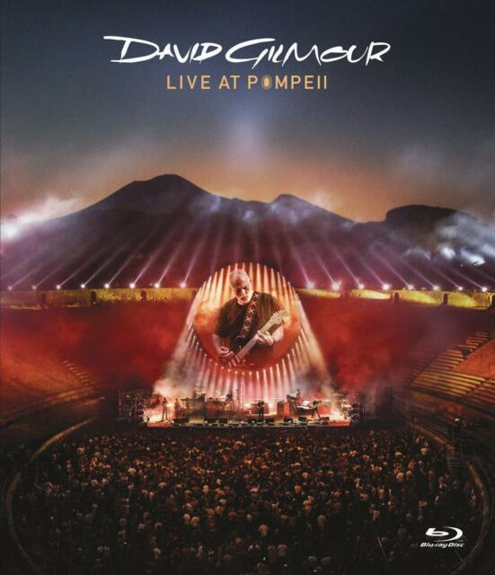 Live at Pompeii-DELUXE BOX 2 cd+2 Blu-ray di David Gilmour (2017) Pink Floyd