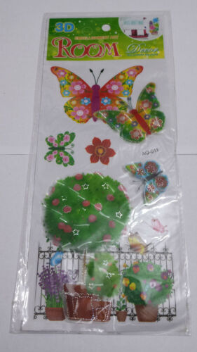 BUY 3 GET 1 FREE KIDS PUFFY ANIMAL 3D STICKERS CRAFT FUN  REWARD SCRAP BOOK
