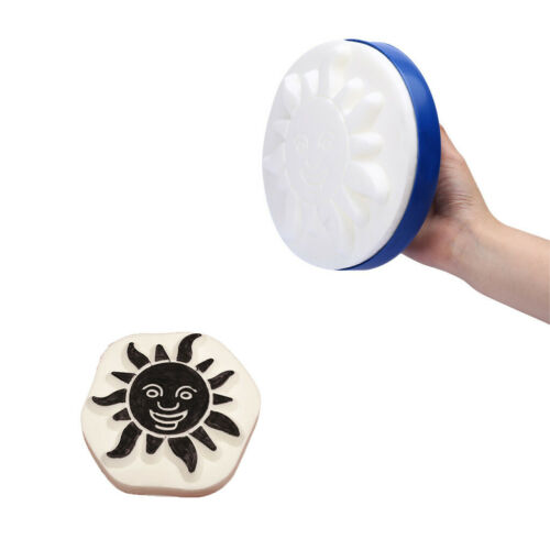 DIY Sponge Painting Stamping Educational Toys Home Decoration Wall Coating Tools