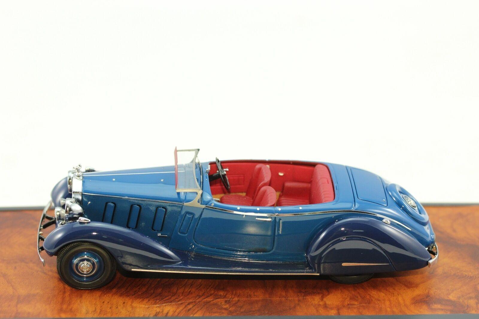 Matrix Rolls Royce Phantom III SPORT TORPEDO 1937 1:43 Matrix mx51705-181 | Soyez Bienvenus En Cours D'utilisation