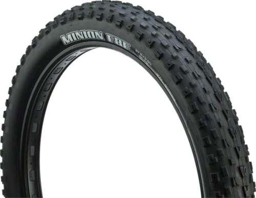 Maxxis Minion FBF 120tpi Exo Casing Tubeless Ready Fat Bike Tire Sz 27.5 x 3.8in