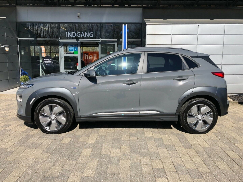 Hyundai Kona  EV Advanced Premium - billede 2