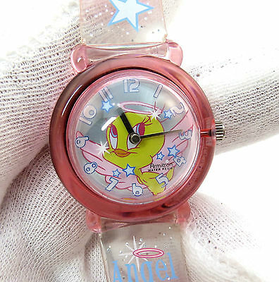 "TWEEDY BIRD,Armitron,""Angel Baby"" Star Band, Very Cool, LADIES/KIDS/Watch, 751"