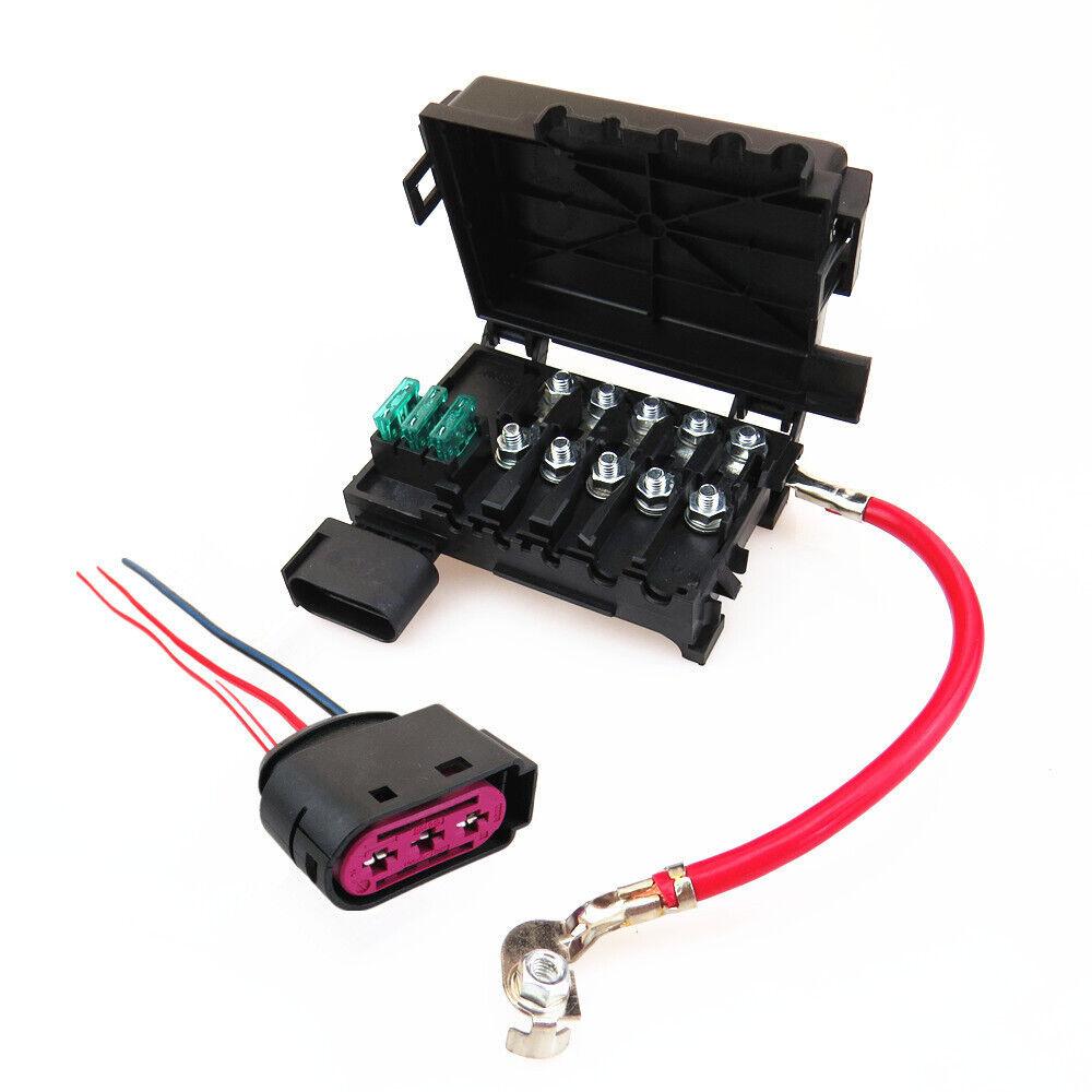 jetta battery fuse box battery fuse box vw audi seat skoda 1j0937550 or 1j0937617d eap  battery fuse box vw audi seat skoda