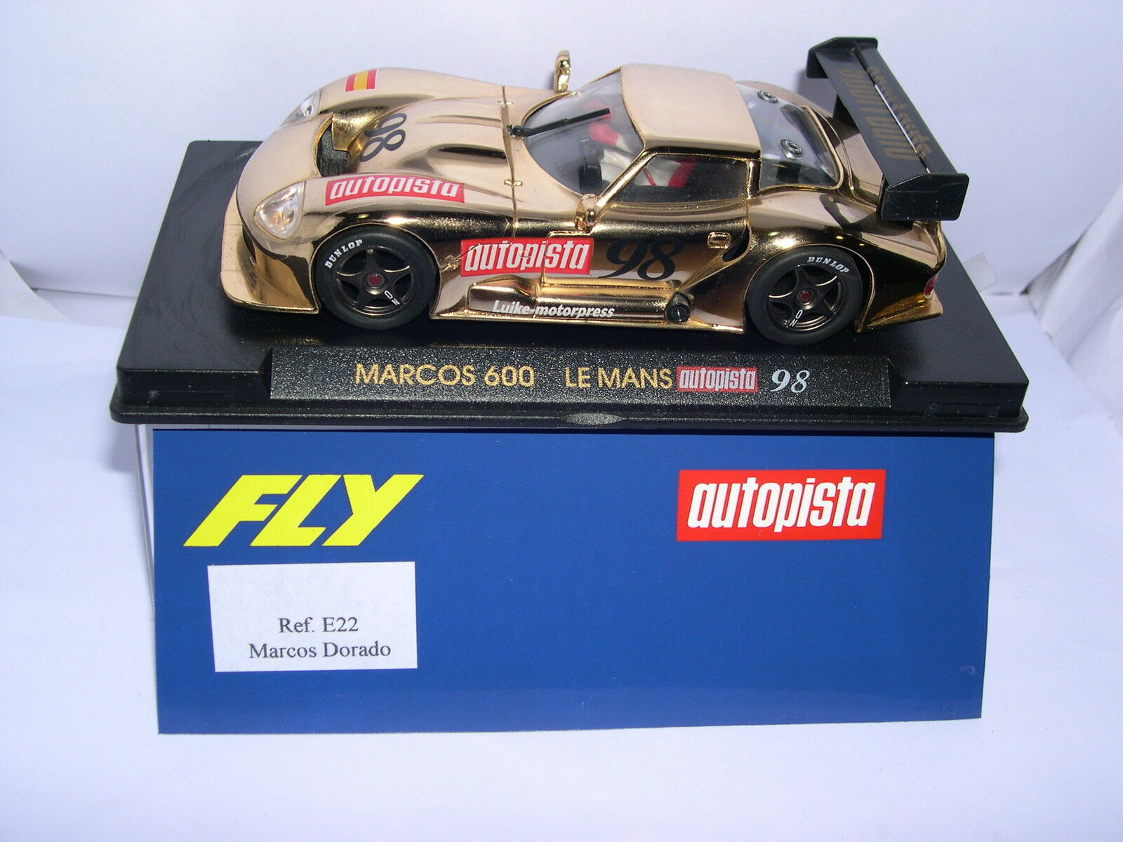FLY E22 MARCOS 600 LE MANS 98 HIGHWAY LTED. ED. MB
