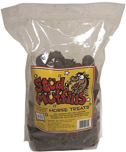Stud Muffins Bag Horse Treat90oz