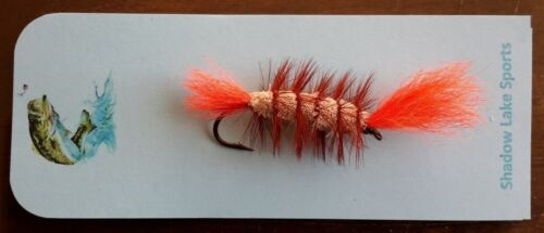 "Yarn Floss Flies Fly Tying /""Ghost Hair/"" Yarn Store Tinsel Thread"