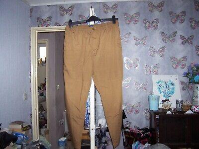 ... Nuovo Di Zecca Taglia Large Pantaloni. Lunghezza 29. Elastico In Vita... Greenlr-enlr It-it Mostra Il Titolo Originale