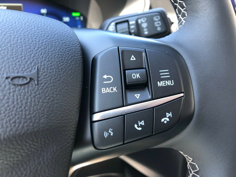 Ford Kuga 2,5 PHEV Vignale CVT - billede 8